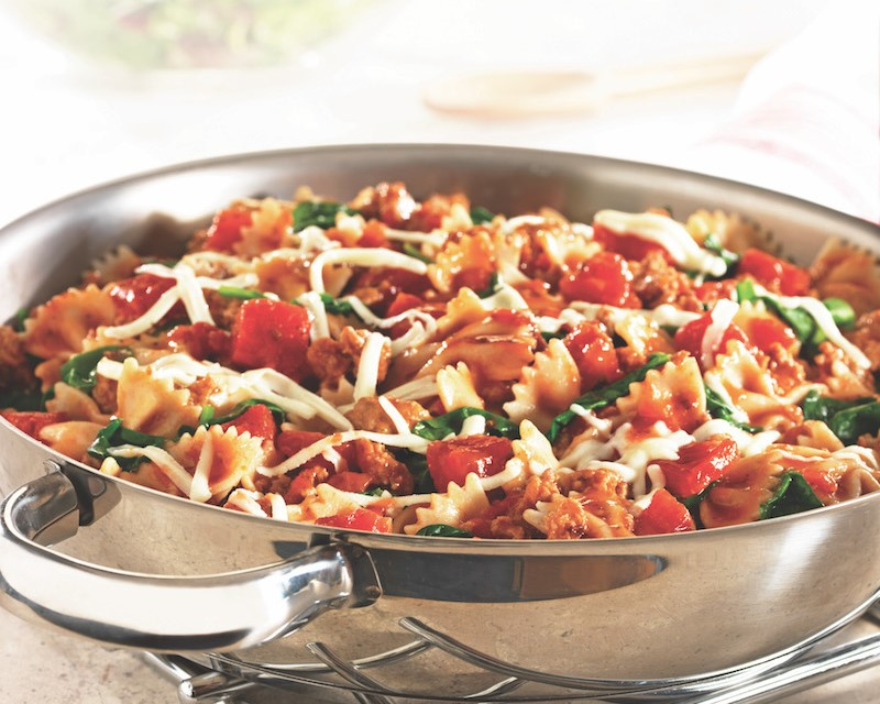 Our Best 30 Minute Skillet Dishes For Crazy Busy Nights Hy Vee
