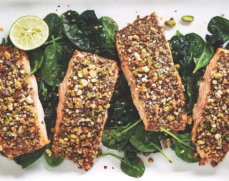 Top 15 Salmon Recipes To Get You Out Of A Seafood Rut Hy Vee