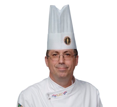 Chef Mark Webster