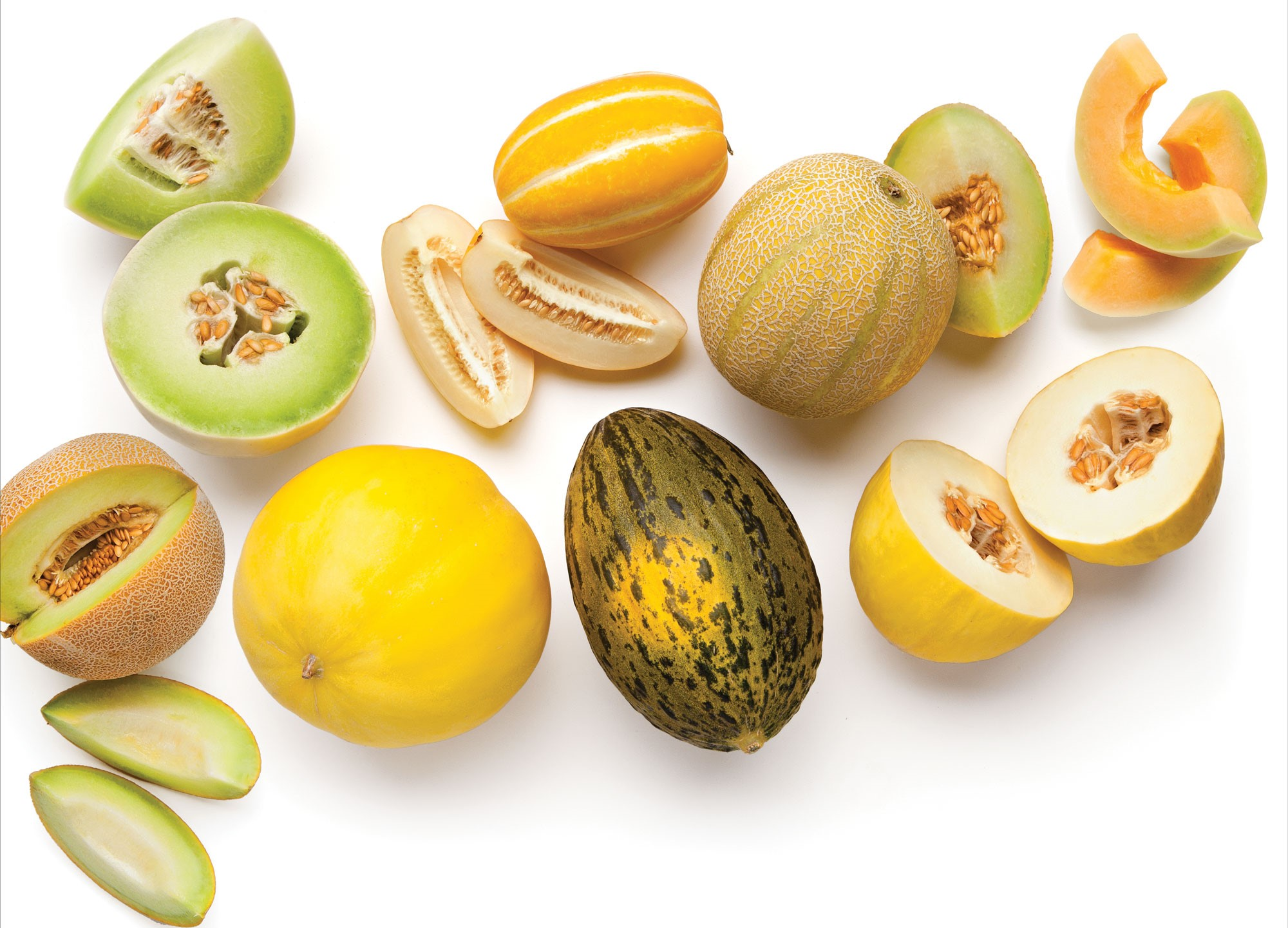 specialty melons
