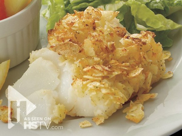 Salt and Pepper Cod
