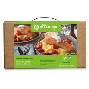 Herbed Salmon MealTime kit