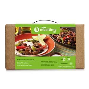 Beef Fajita MealTime kit