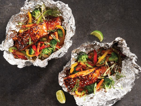 9 Foil Pack Recipes For Grilling And Clean Up Made Easy Hy Vee