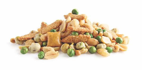wasabi snack mix