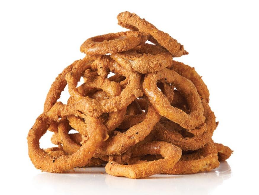 Crispy Air Fried Onion Rings Hy Vee