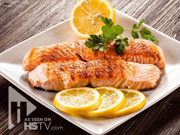 Easy Grilled Salmon Hy Vee
