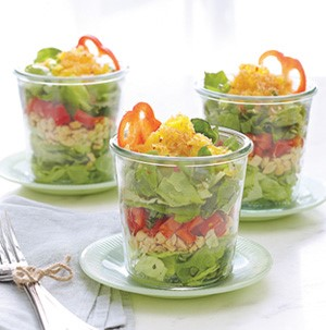 Thai Tossed Salad With Lime Dressing Hy Vee