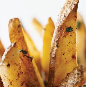 Chipotle-seasoned fries