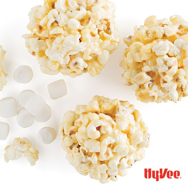 Classic popcorn balls