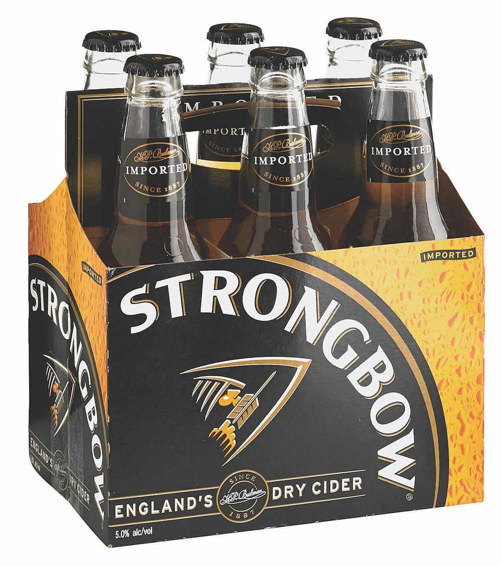 Strongbow Hard Cider 6-Pack