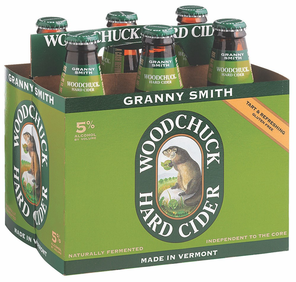 Granny Smith Woodchuck Hard Cider 6-Pack