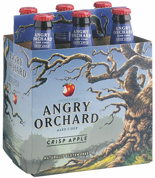 Crisp Apple Angry Orchard Hard Cider 6-Pack