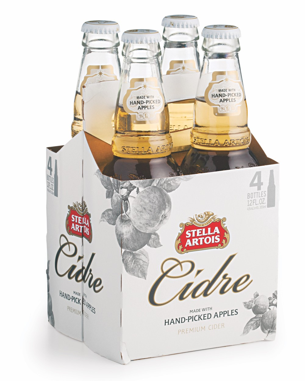 Stella Artois Cidre 4-Pack