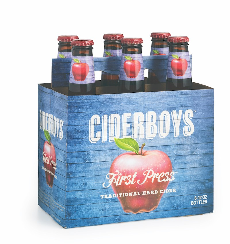 CiderBoys First Press Hard Cider 6-Pack