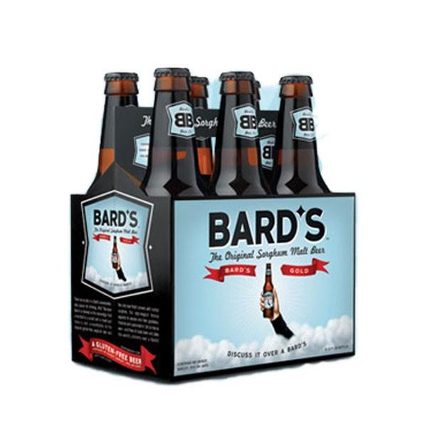 Bard's Sorghum Malt Beer 6-Pack
