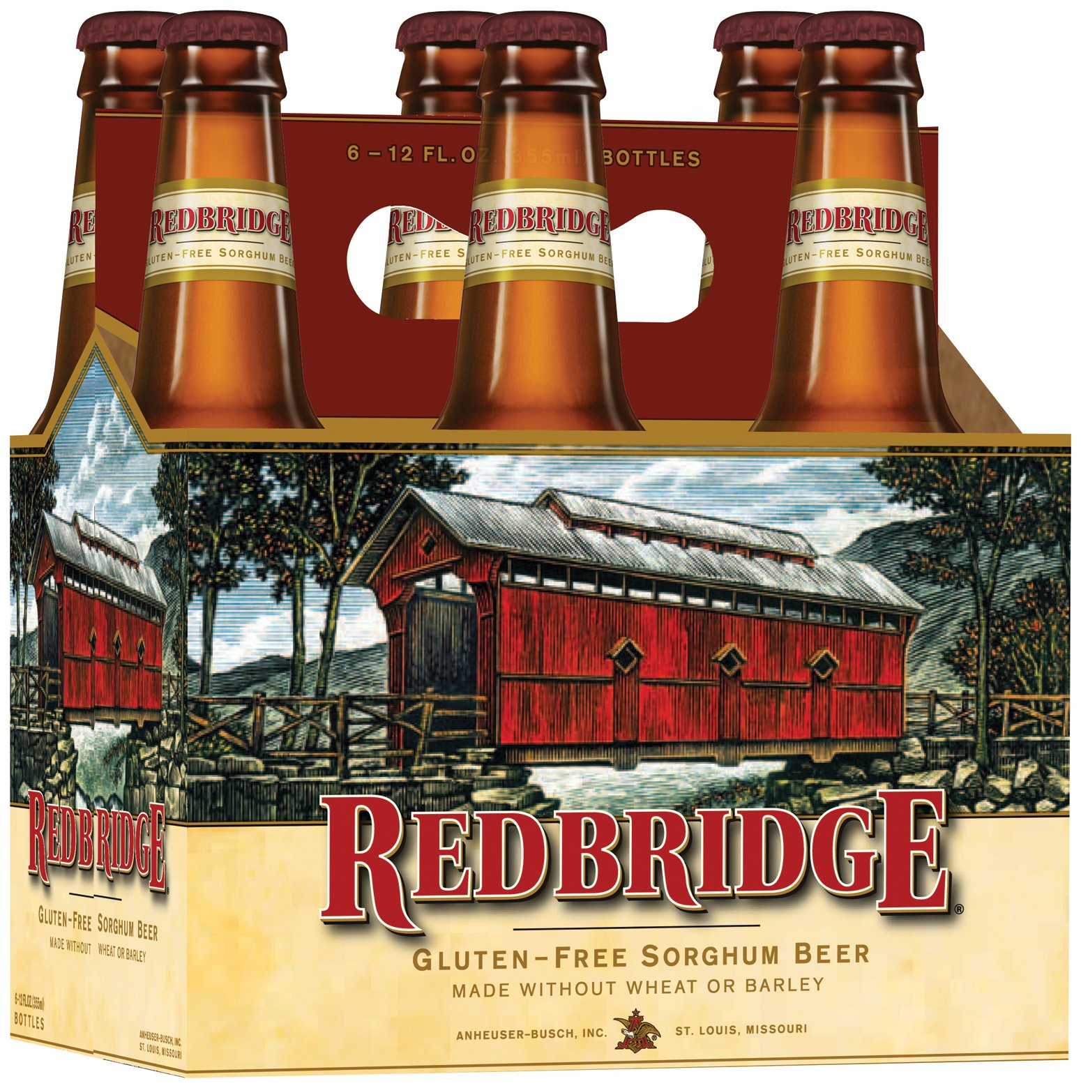 Red Bridge Gluten-Free Sorghum Beer 6-Pack