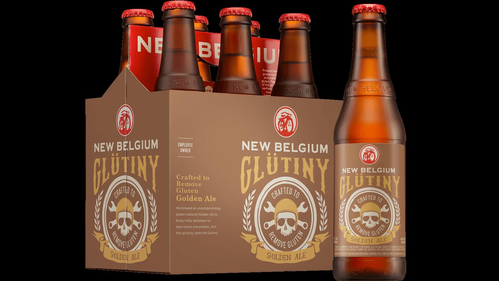 New Belgium Glutiny Gluten-Free Beer 6-Pack