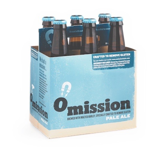 Omission Pale Ale Gluten-Free Beer 6-Pack