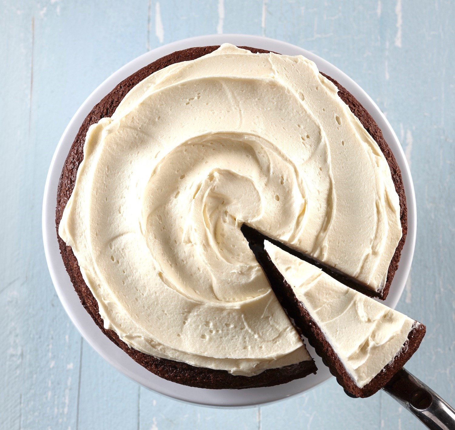 Gluten-Free Ice Cream Snack Cake with Vanilla Ice Cream Frosting
