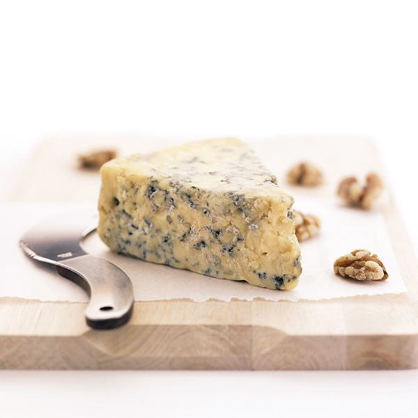 Blue Cheese with Walnuts