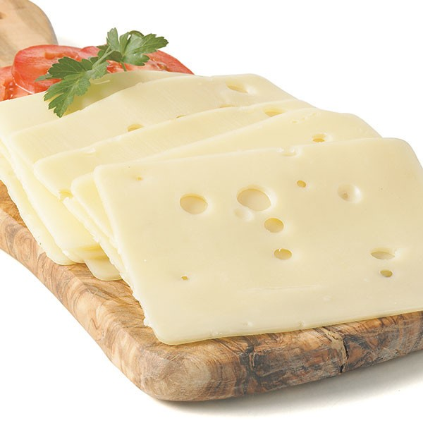 Sliced Swiss