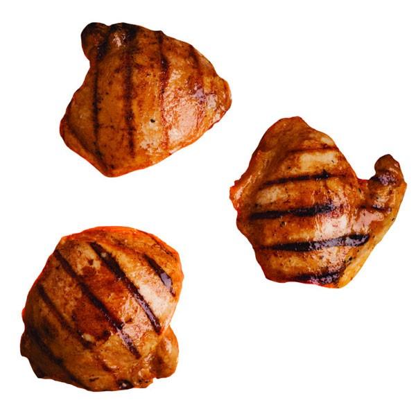 Grilled Chicken Thighs