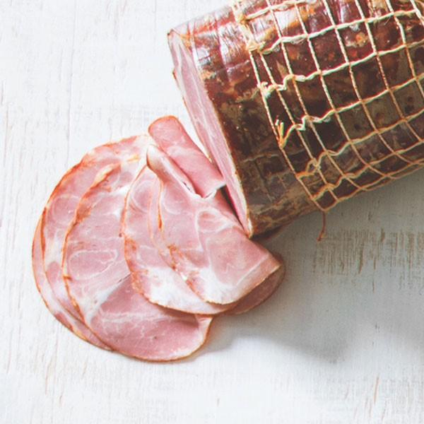 Sliced Capocolla