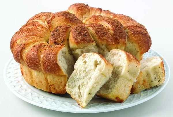 Garlic Crown Bread