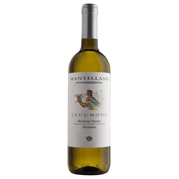 Mantellassi Lucumone White Wine