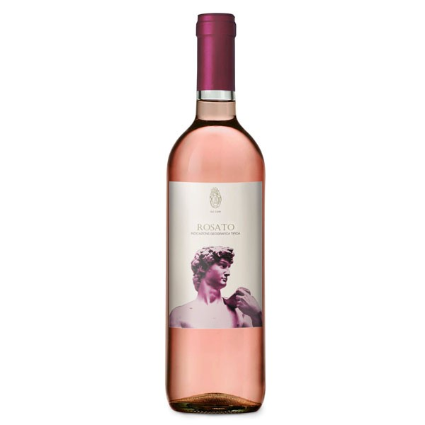 Rosato Wine Bottle