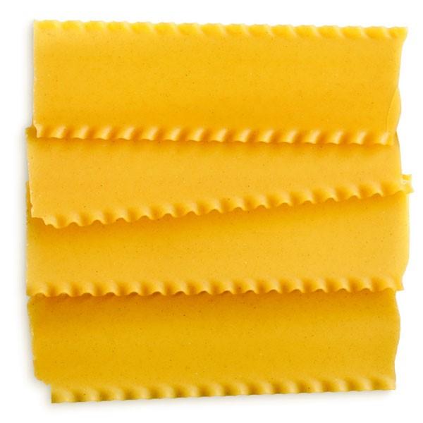 Raw Lasagna Noodles