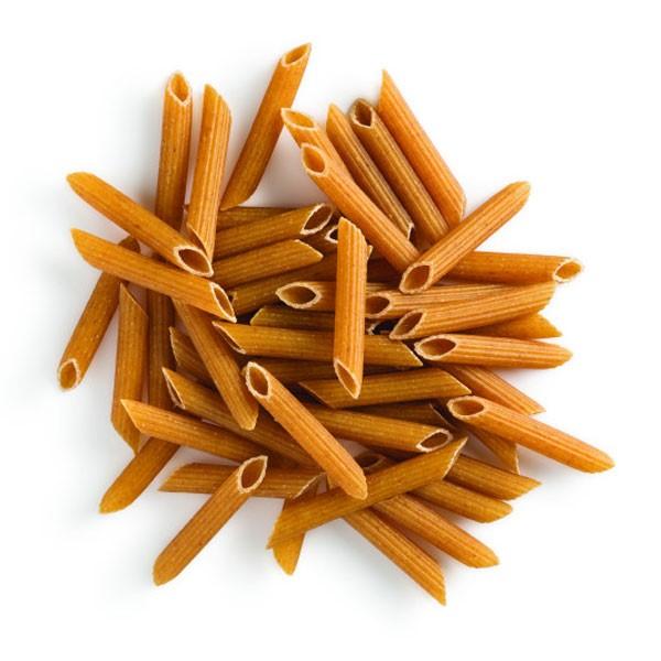 Whole Grain Penne Pasta Raw