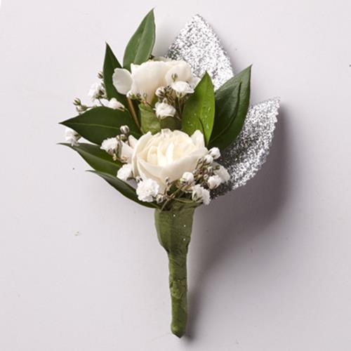 Classic Mini Carnation Boutonniere