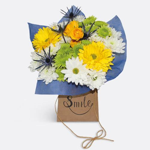 Smile Bag Bouquet