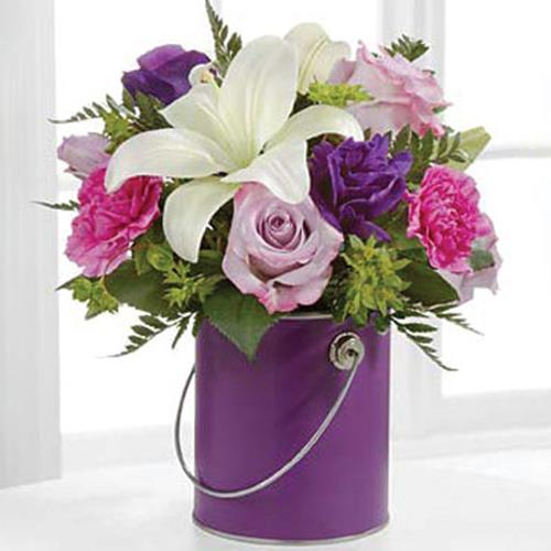 FTD Color Your Day with Beauty Bouquet