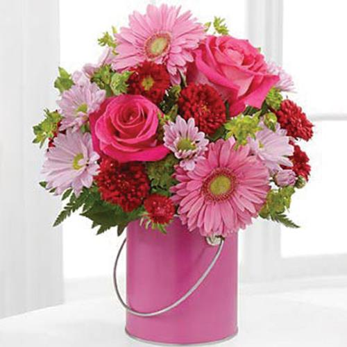 FTD Color Your Day with Happiness Bouquet