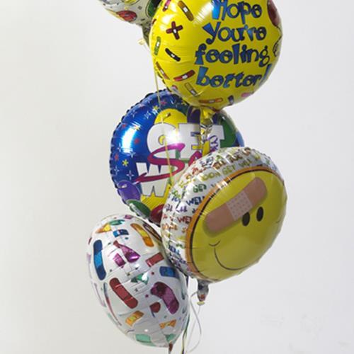 Get-Well Soon Balloon Bouquet