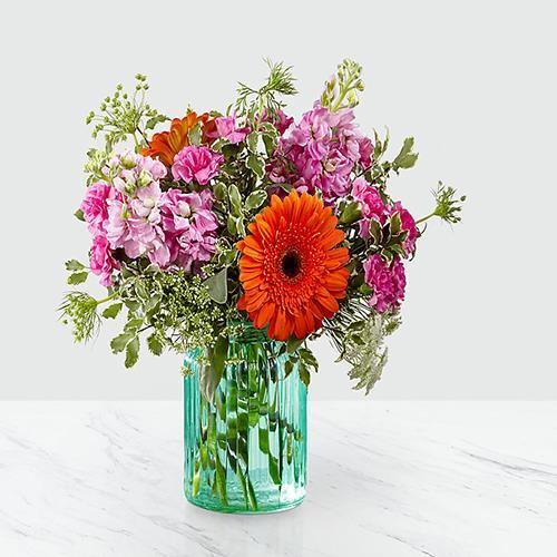 FTD Aqua Escape Bouquet