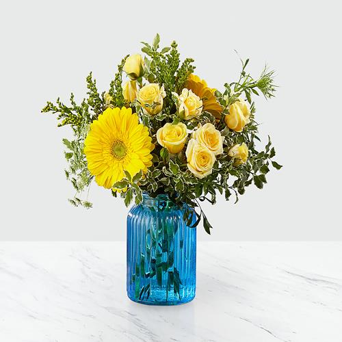FTD Something Blue Bouquet