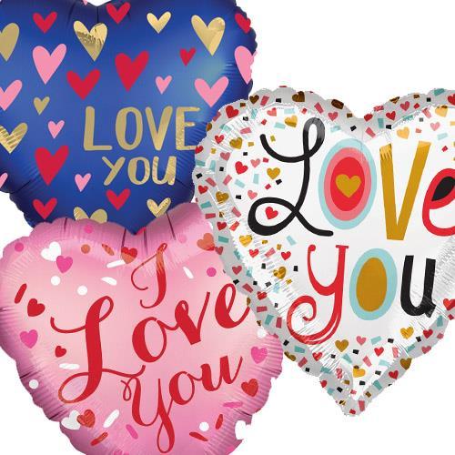 Love You Balloon